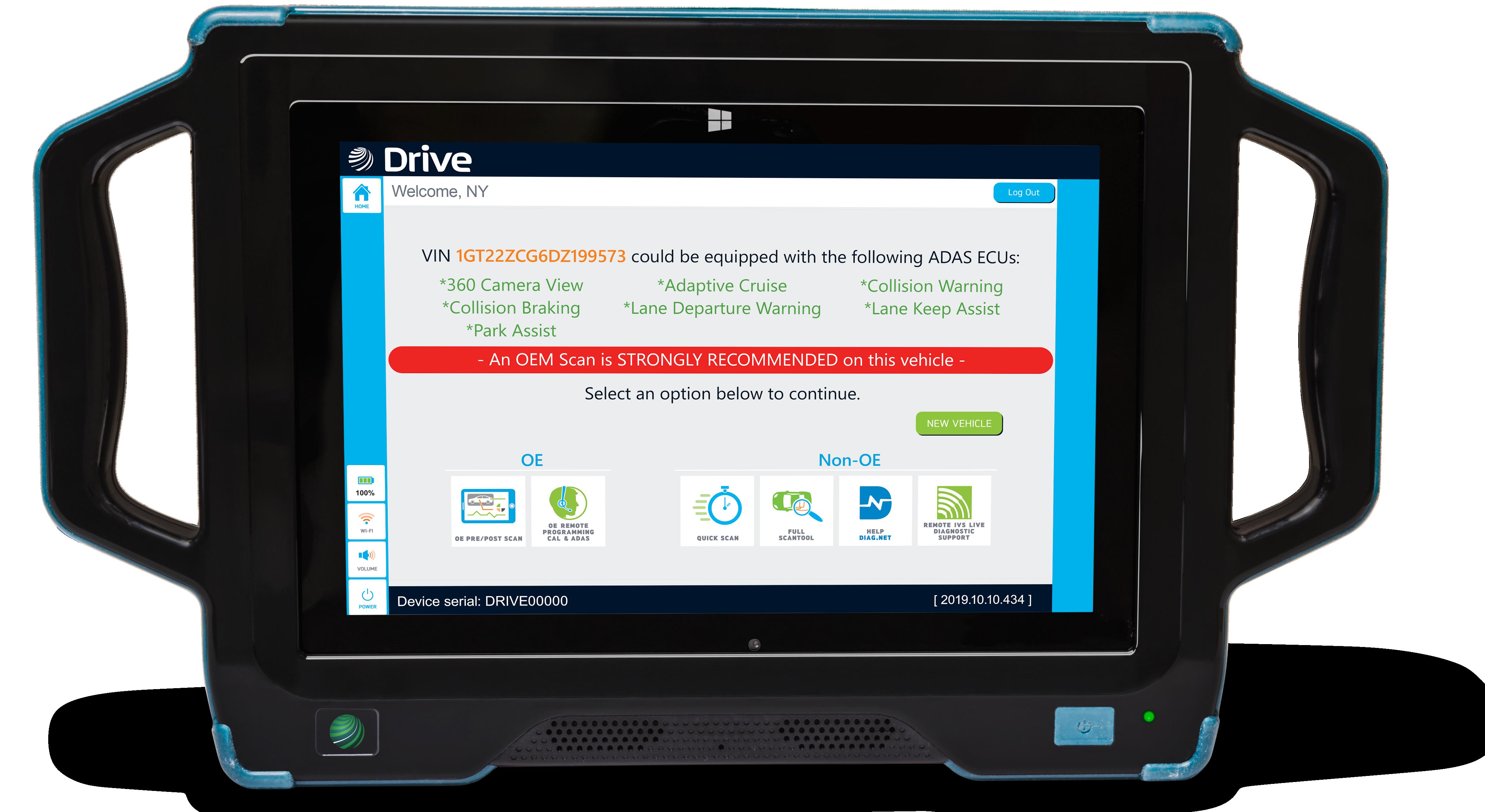 Drivecrash Adas Detect