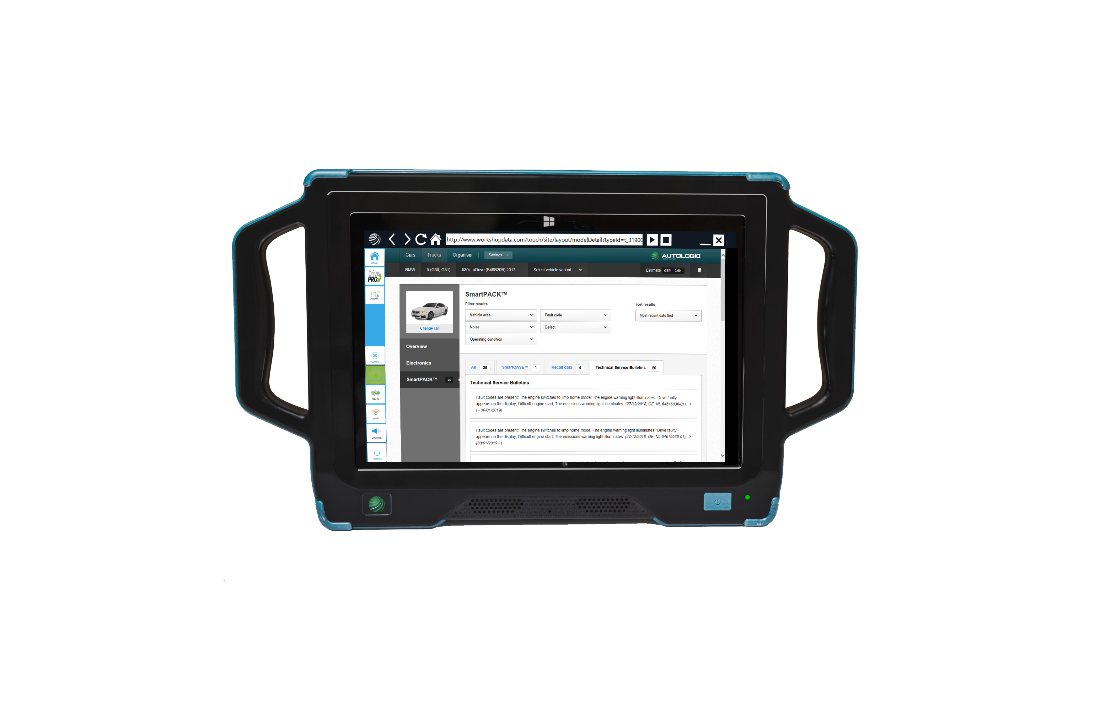 Autologic With Just Drivepro With Smart pack